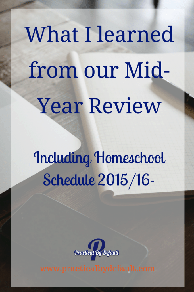 What I Learned From Our Mid-Year Review