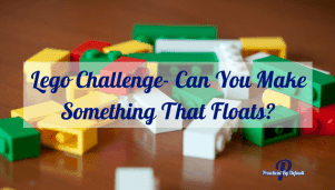 Lego Challenge- Can You Make Something That Floats?