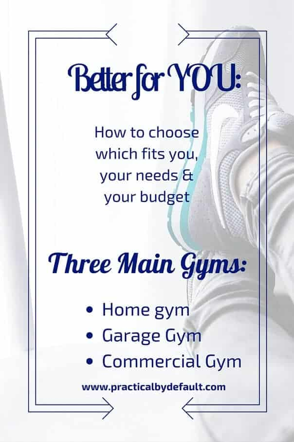 How to choose between 3 types of gyms, which one is best for you?