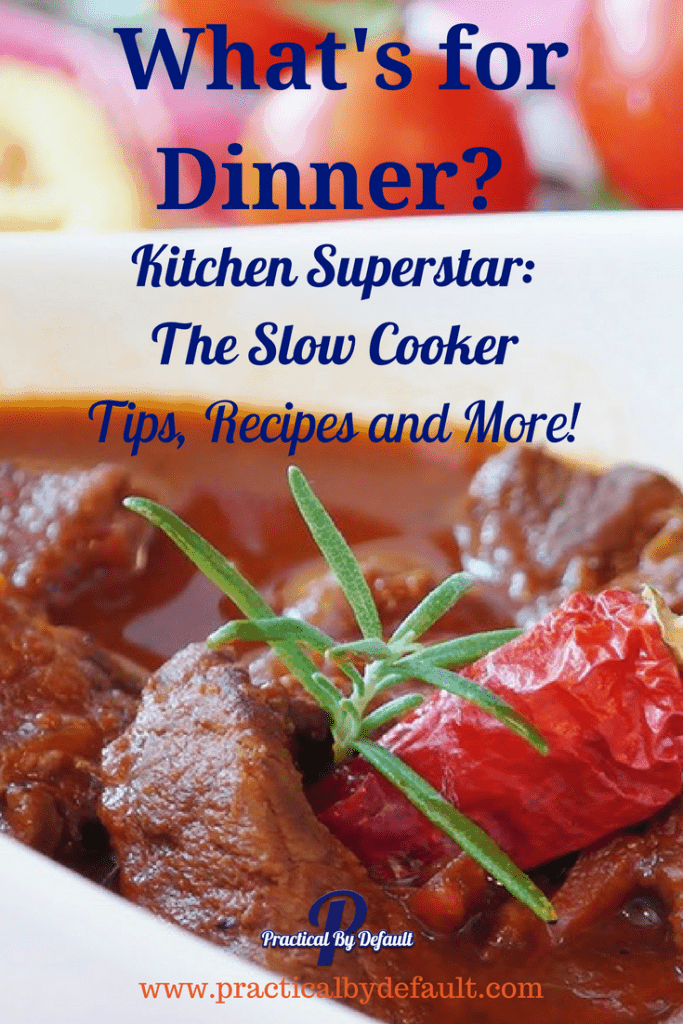 Want to get supper ready when you aren't home? Sharing tips and recipes for your slow cooker!
