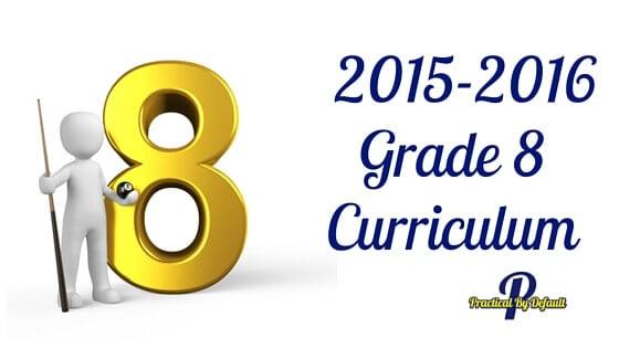 2015-2016 Grade 8   Practical, By Default