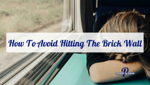 Are you tired? Exhausted? How do you avoid hitting the brick wall as a working homeschool mom?