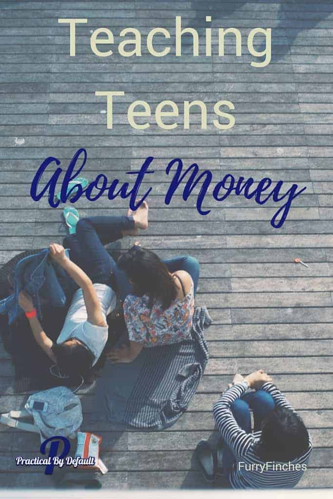 Tips on how to teach your teen about money