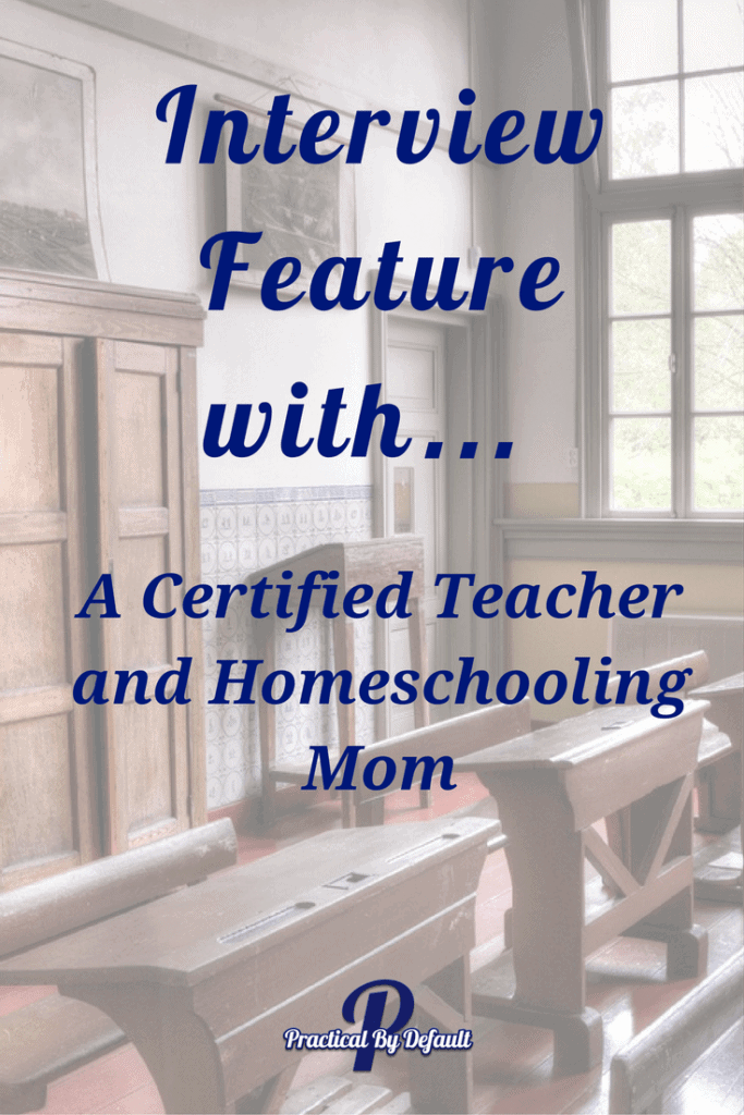 Have you wondered if you can homeschool and work outside the home? Chatting with this working homeschool mom about how she manages both!