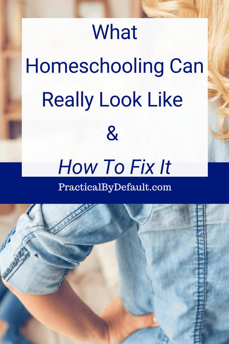 Homeschooling is not always pretty. It is not always picture perfect. However, there are things you can do to make it awesome.
