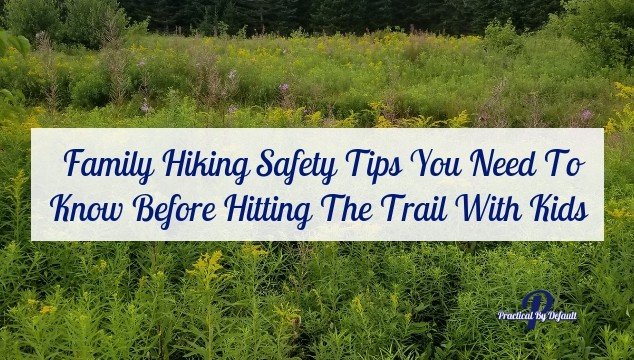 Family Hiking Safety Tips You Need To Know Before Hitting The Trail With Kids