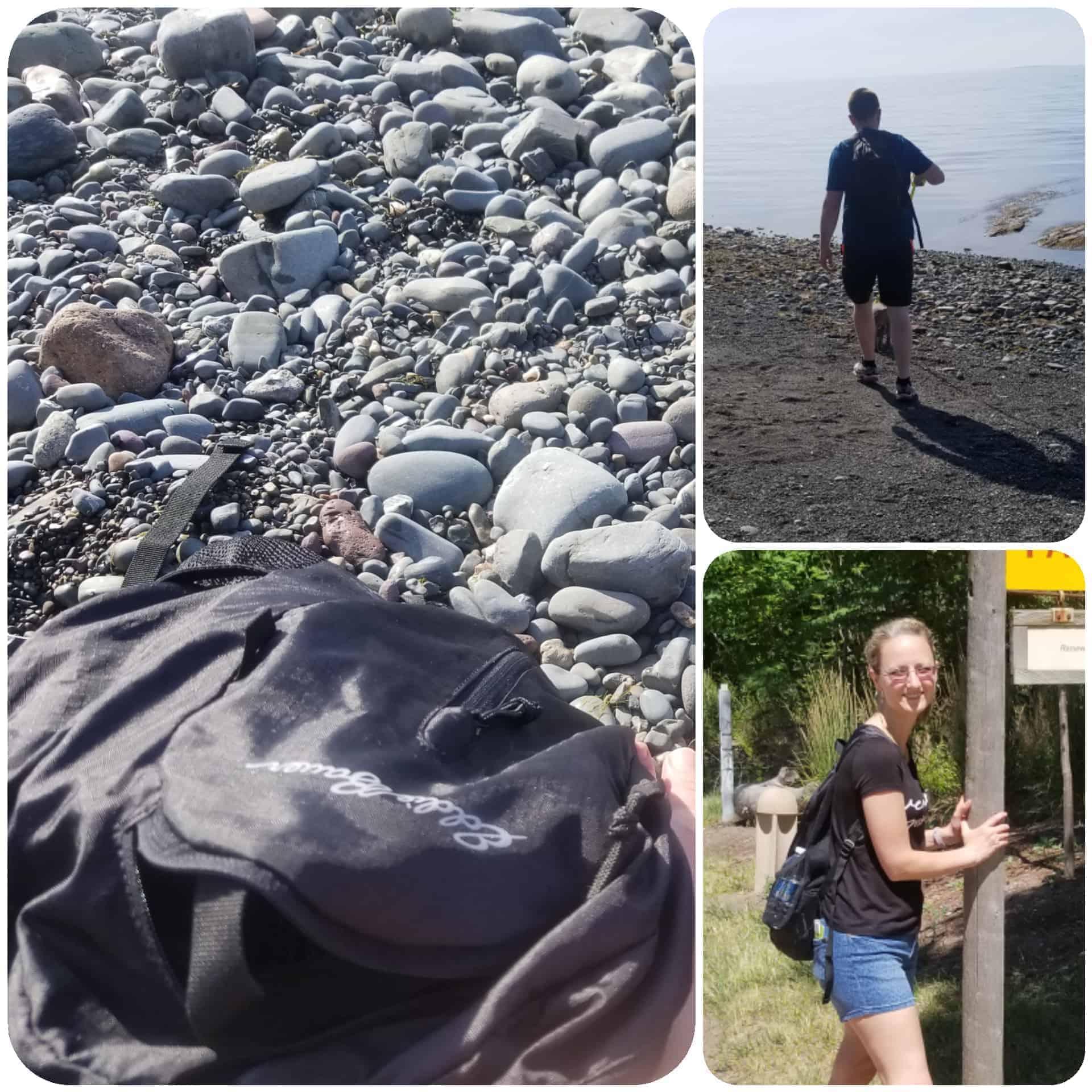 Eddie bauer hiking day pack