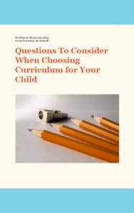curriculum-workbook