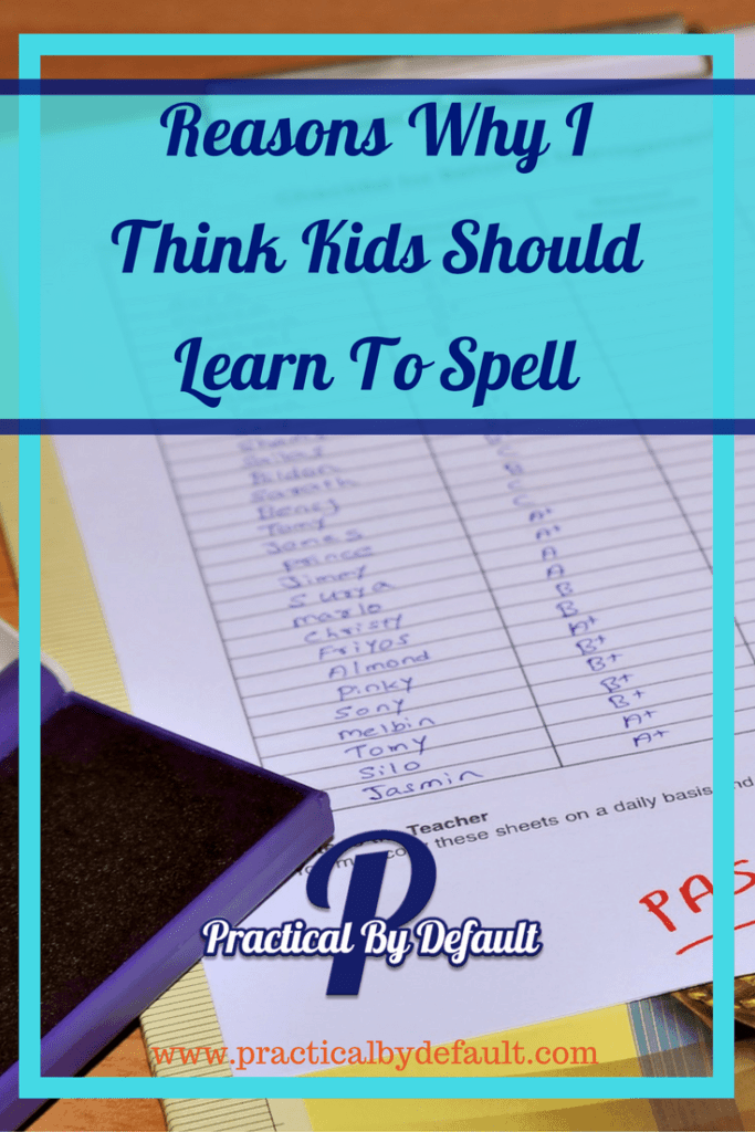 Reasons why I still teaching spelling, my favorite resource and how to reinforce learning. click through to learn more!