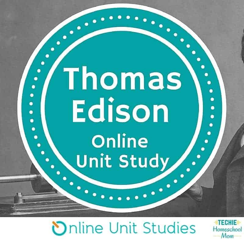 Online Unit Study