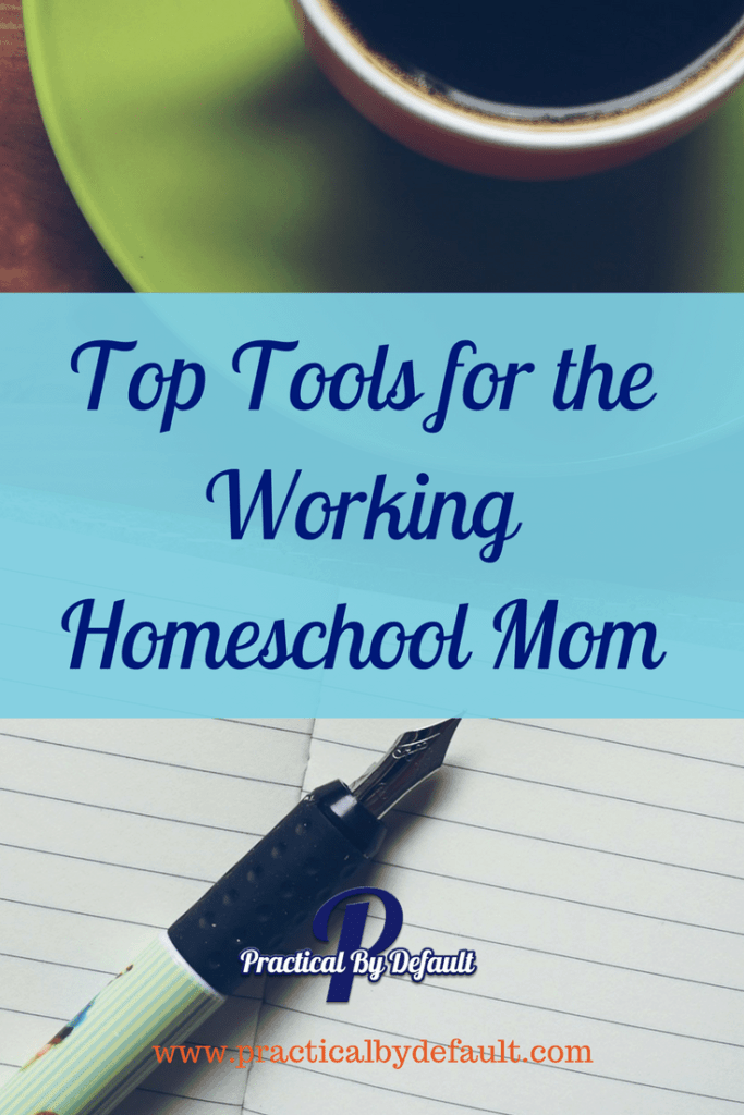 Sharing the top tools by working moms for working moms. Because the right tool for the job makes all the difference!