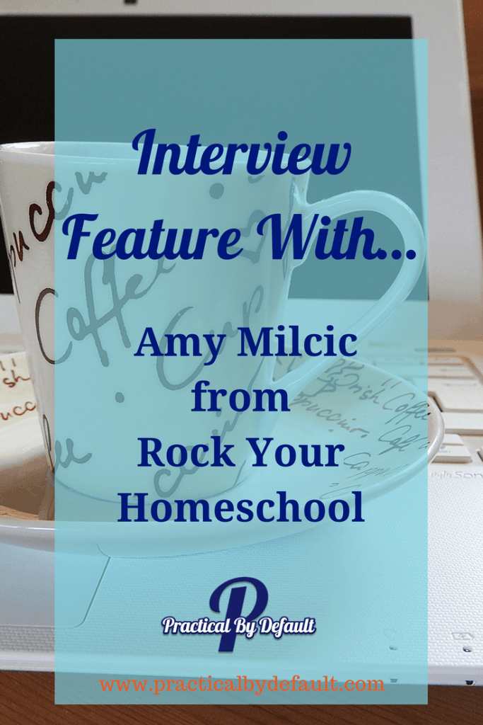 Learn from working homeschool mom Amy how to rock your homeschool!