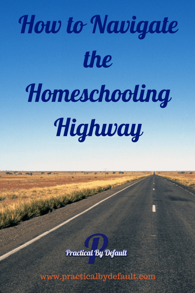 Sometimes you need a friend to help you find your way in the homeschooling world. The homeschool highway can be amazing and scary. Get your own personal guide here!