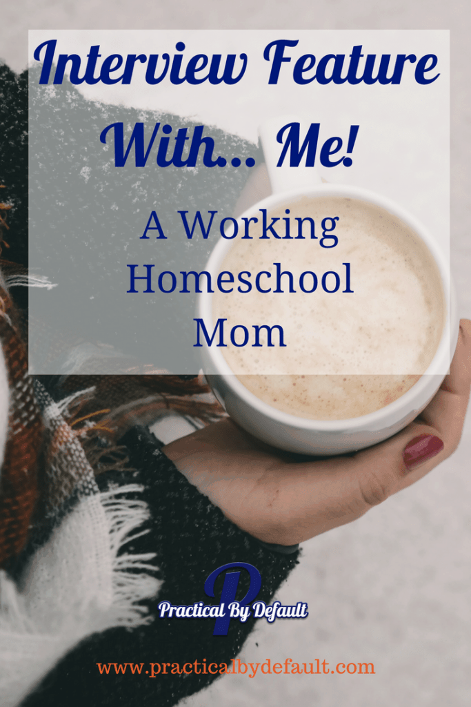 I'm answering your questions come find out how I juggle working and homeschooling!