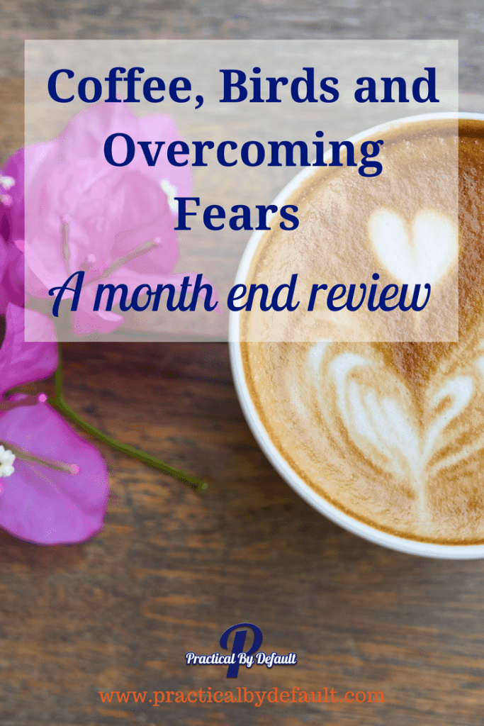 A monthly review of what we did, what we learned and how overcoming fears helped my kids! Join us!