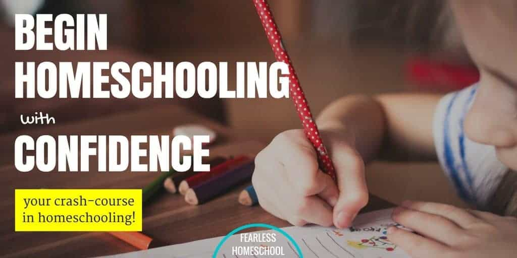 You can homeschool with confidence