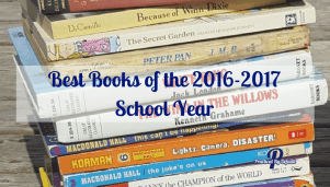 Best Books of the 2016-2017 School Year