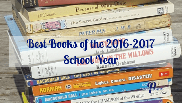 206 Best Nooks Images On Pinterest: Best Books Of The 2016-2017 School Year