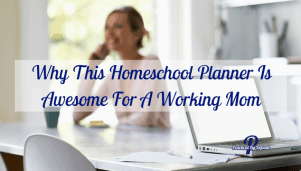 Why This Homeschool Planner Is Awesome For A Working Mom
