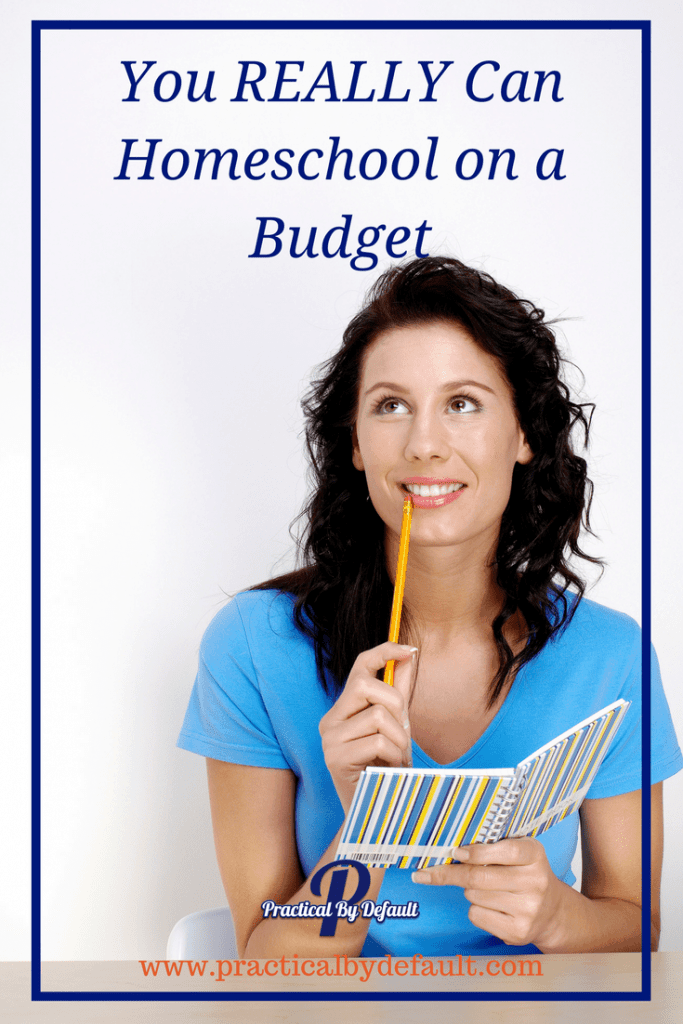 Are you worried about having to use a budget when homeschooling? Find out how we make our budget and why it works!