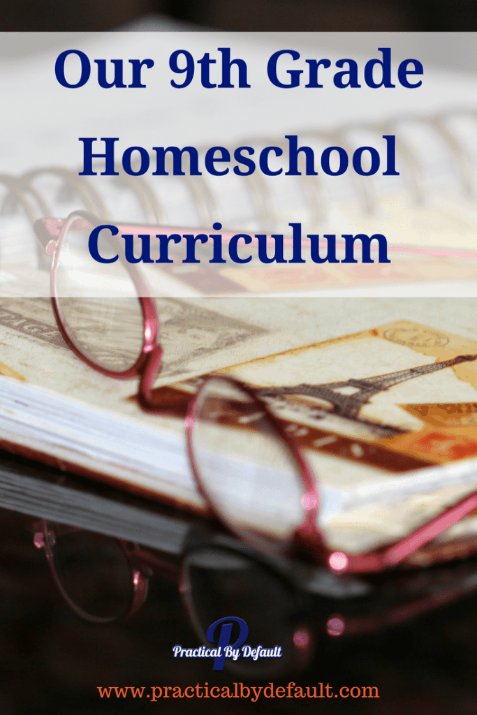 Are you homeschooling high school? Check out our line up for grade 9 this year!