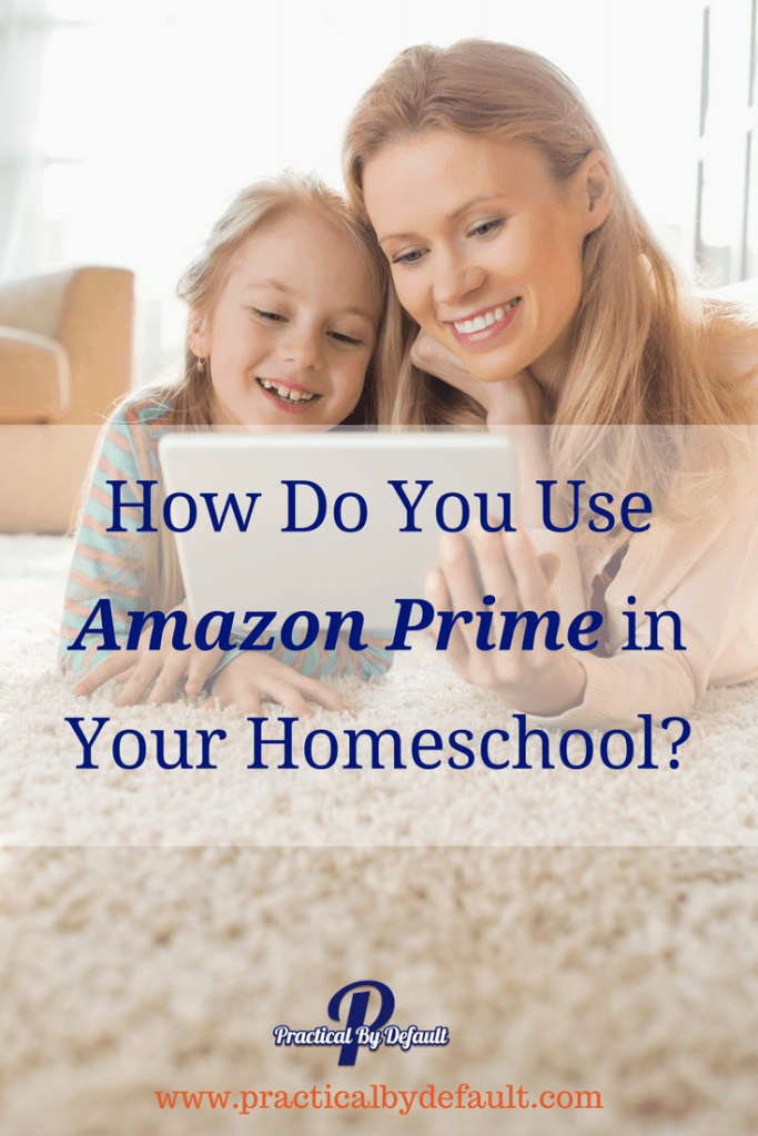 Are you using Amazon Prime in your homeschool? Find out how to maximize your Prime benefits for homeschool, work and life.