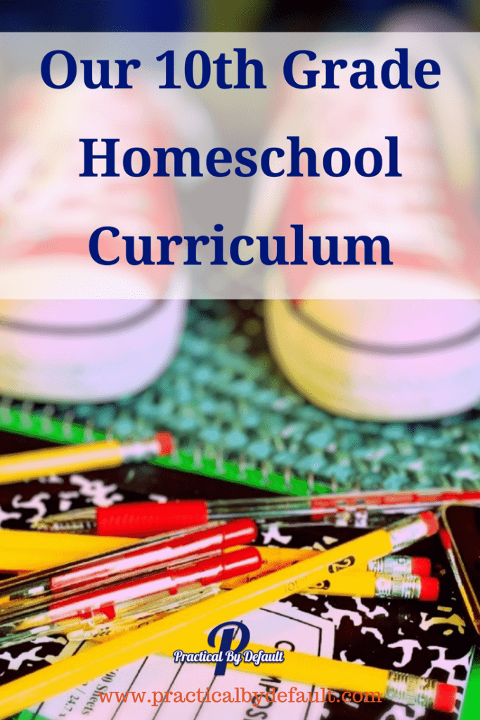 Are you getting ready for grade 10? Here are our choices for 10th grade homeschool curriculum.