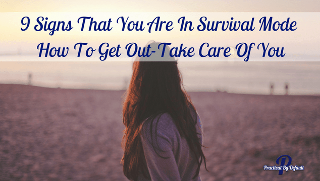 How To Get Out-Take Care of you