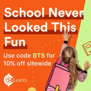 Save on Back To School This fall!