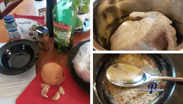 How to Cook A Whole Chicken Using Your Instant Pot