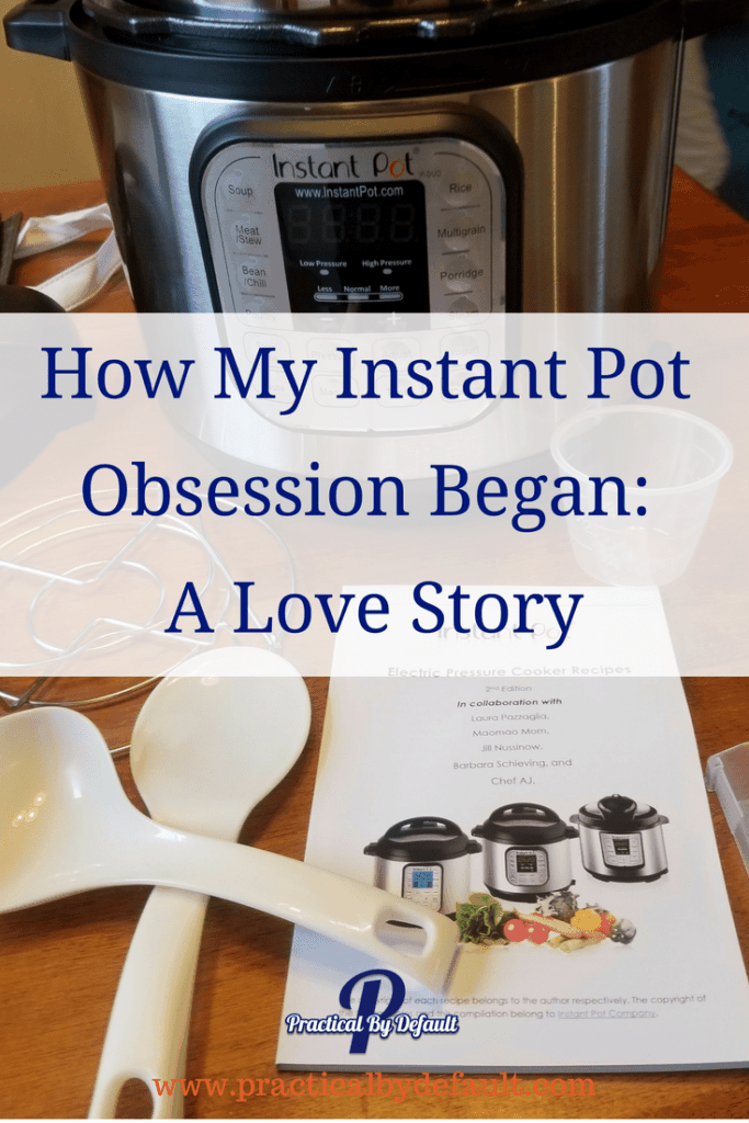 Every love story has a beginning, this is how I became obsessed with my Instant Pot
