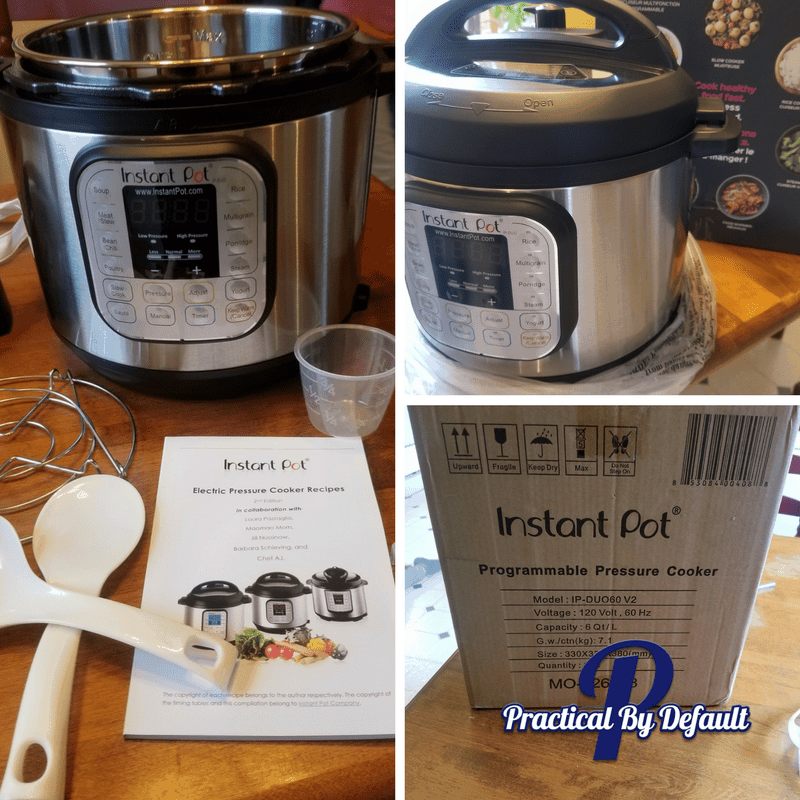 Instant Pot On the Box