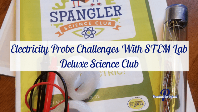 Are you wondering how we are using our STEM Deluxe Science Club Box? Sharing our last 3 experiments, perfect to add fun to your homeschool day