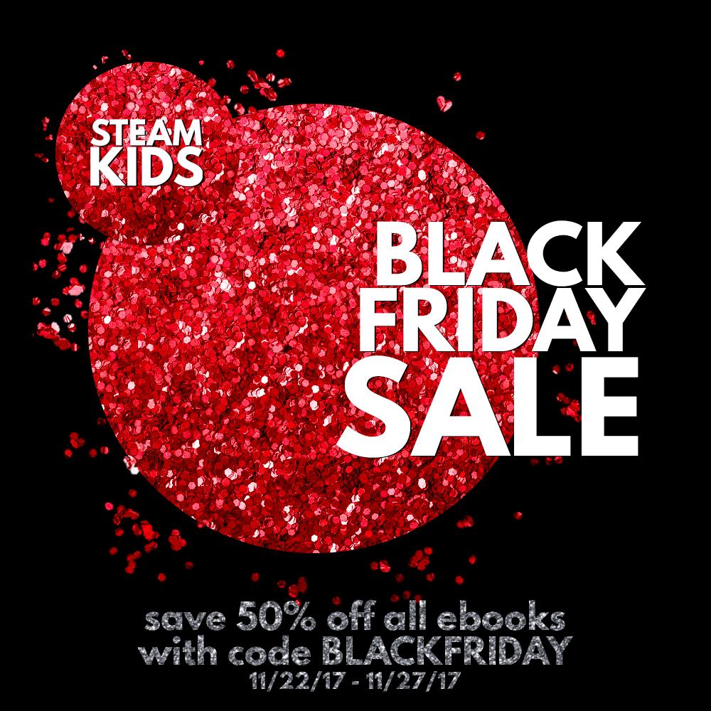 Steam Kids Black Friday Sale