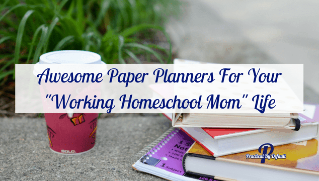 As a busy working homeschool mom planners help me keep my life on track. Sharing paper planners for homeschooling, blog/business, health/fitness and all-in-one. Come check it out.