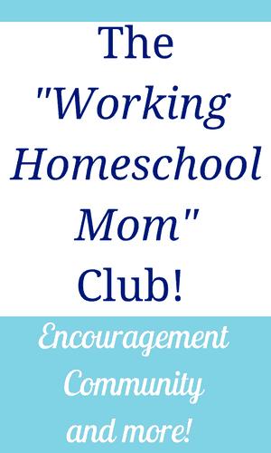 The online community for working homeschool moms
