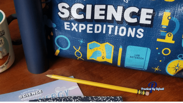 Little Passports Science Expeditions Box Hands on learning fun