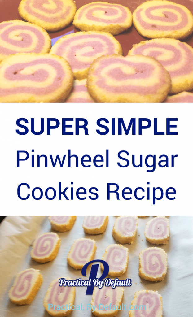 Kids that cook are awesome. Kids that bake when you don't are even better. Teaching your kids to be comfortable in the kitchen takes time, effort and a truckload or two of patience but it is so worth it. Because then you can have #cookies! Sharing Pinwheel Sugar Cookie #Recipe.