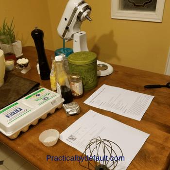 Homeschool Cooking With Kids Series_ Gluten-Free Mini Cheesecake Recipe