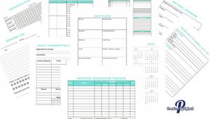 My favorite printable planner