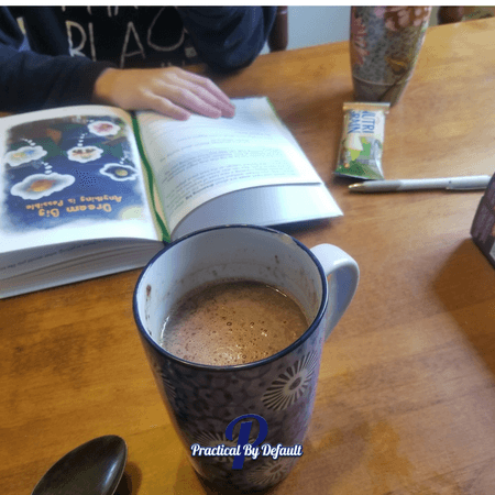 Weekly dates with Big Life Journal