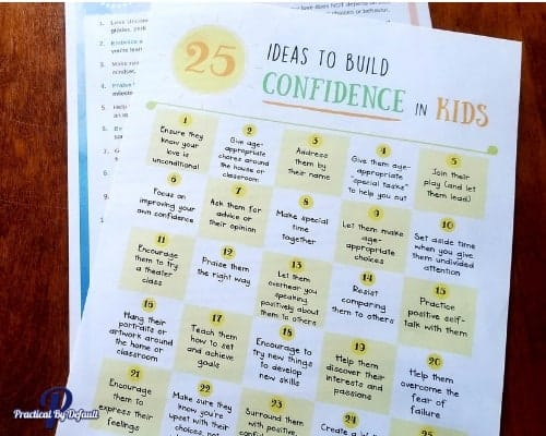 help your kids build their confidence