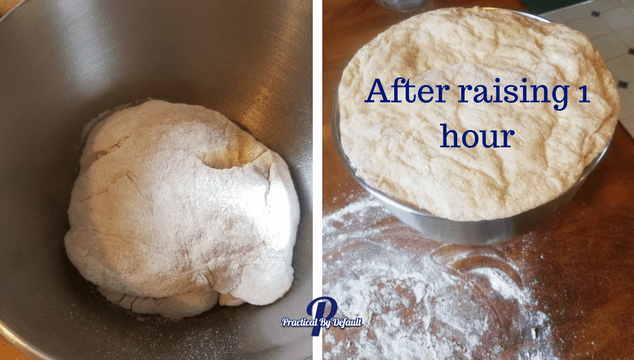 Homeschool Cooking With Kids Series: Easy Pull-Apart Rolls