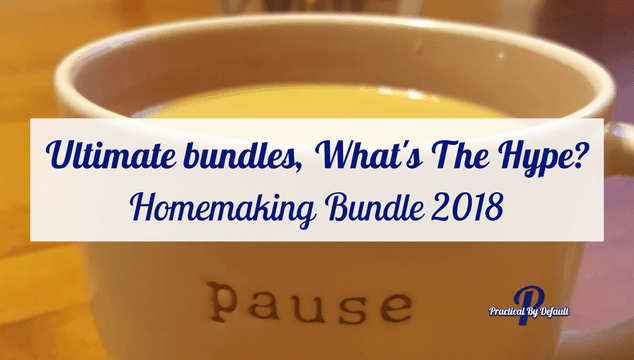 The Ultimate Bundle is on sale. Is it just hype? A few personal thoughts and questions you should be asking BEFORE you buy!