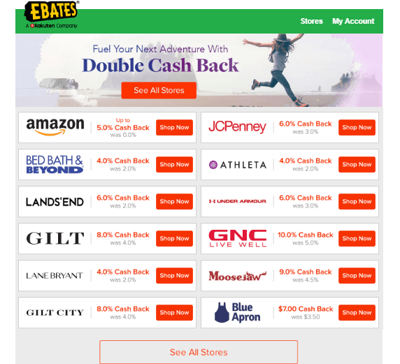 exclusive coupons to save in your inbox