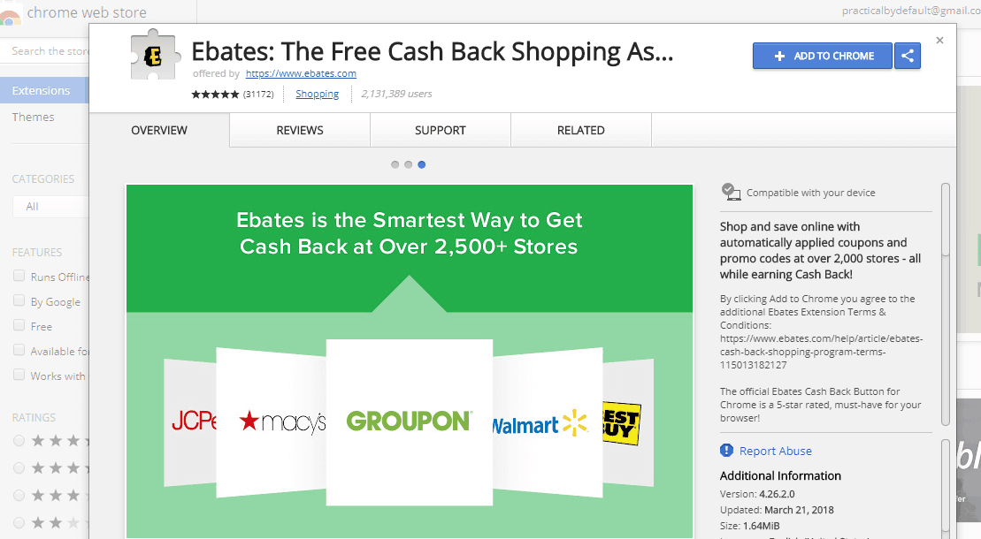 How To Get Money Back Quickly And Easily With Ebates