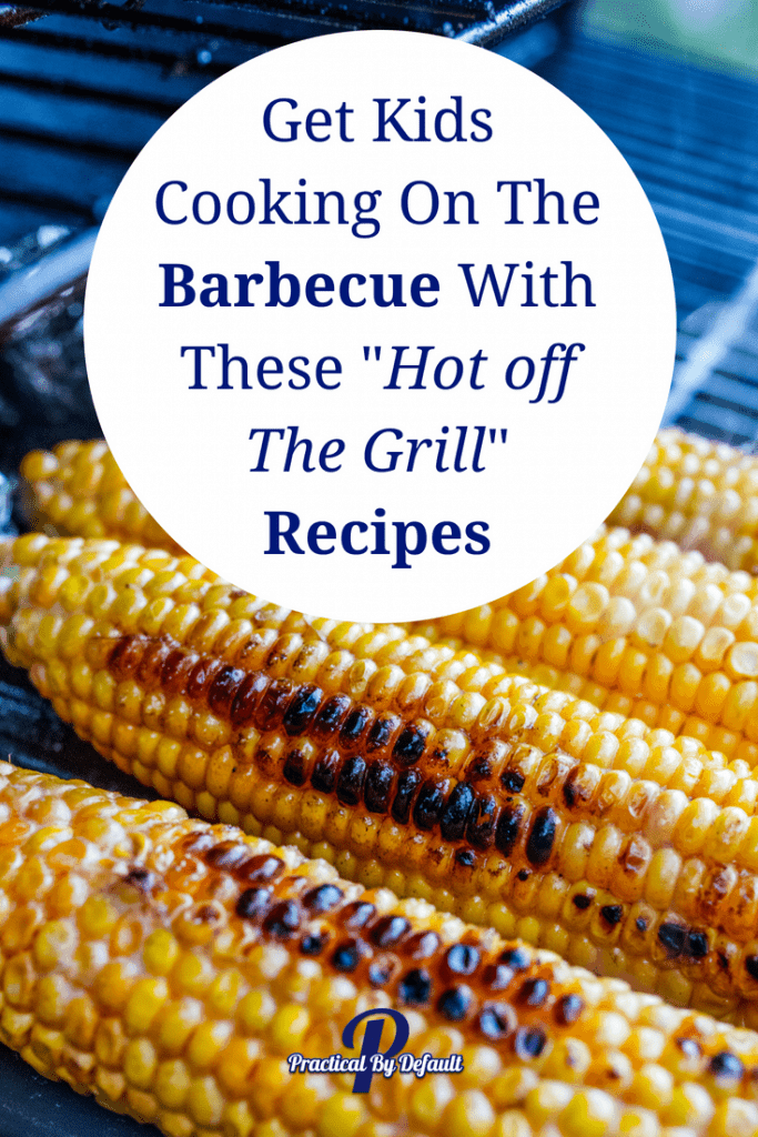 Anyone else excited about barbecue season coming up? I am! Once I realized my kids have not grilled anything on our barbecue yet I started gathering a list of easy recipes for them to get started.