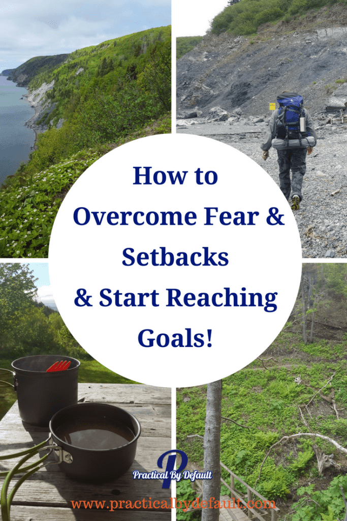 Everyone has setbacks and challenges when it comes to reaching our goals. Will you keep going or will you give up?