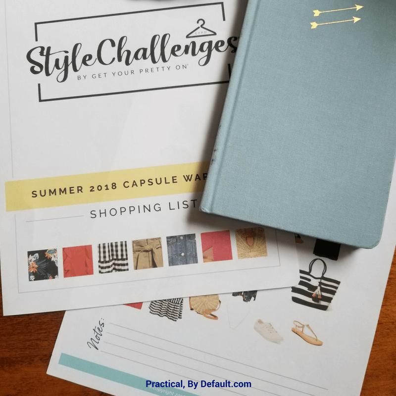 Style Challenge Summer