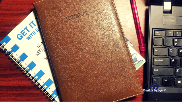 Planner and journals for working moms